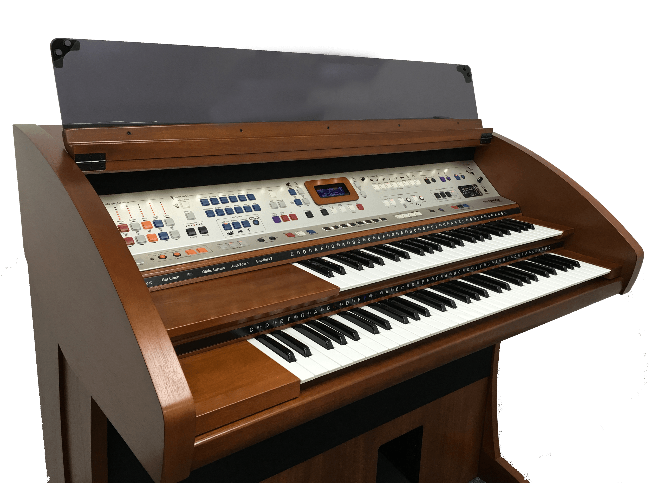 journey Organ