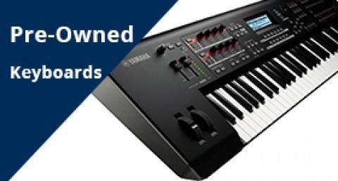Pre-Owned Keyboards