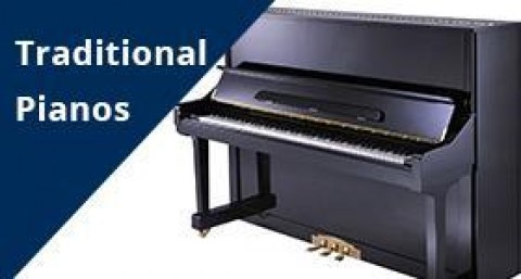 Traditional Pianos