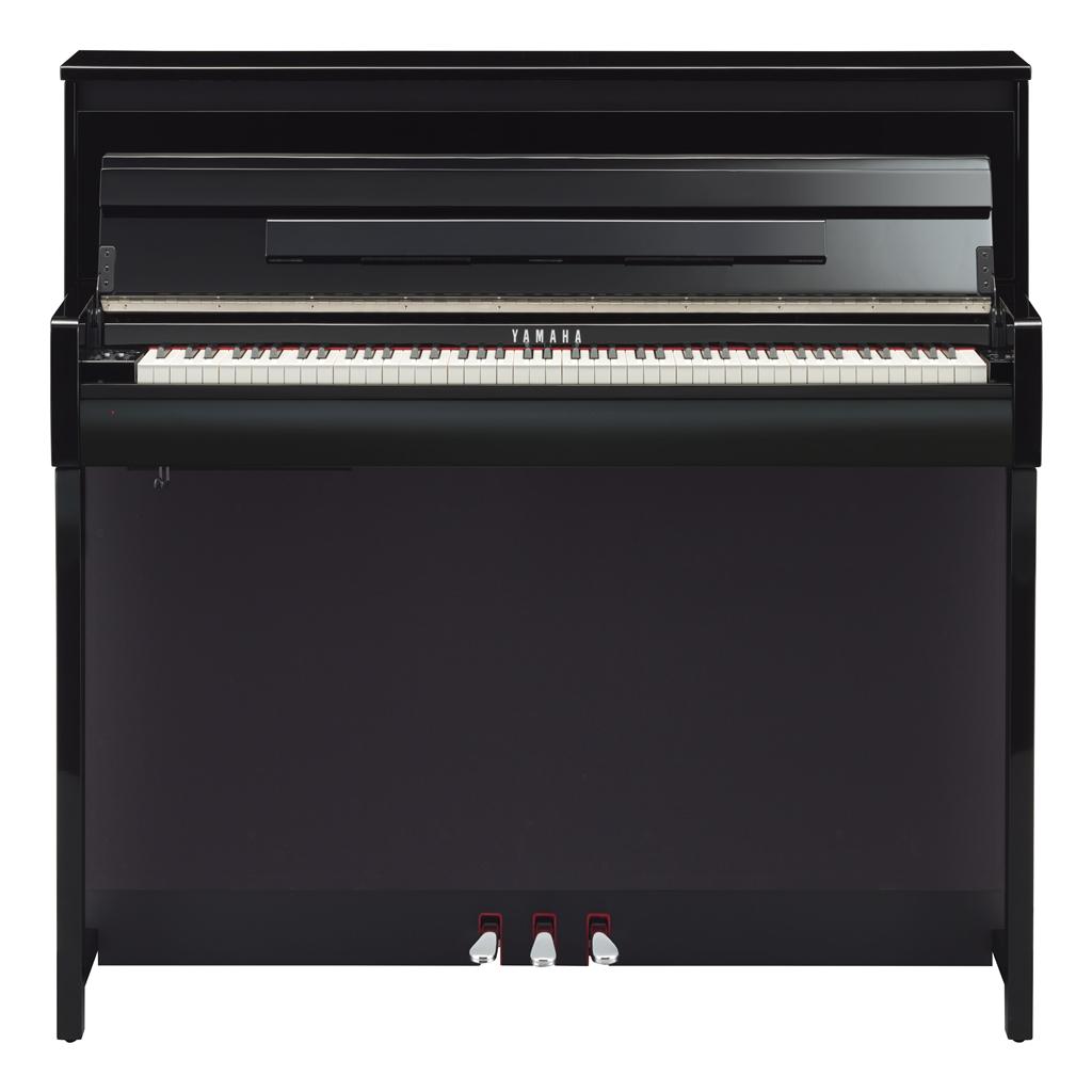 clavinova clp new yamaha clp685. Black Bedroom Furniture Sets. Home Design Ideas